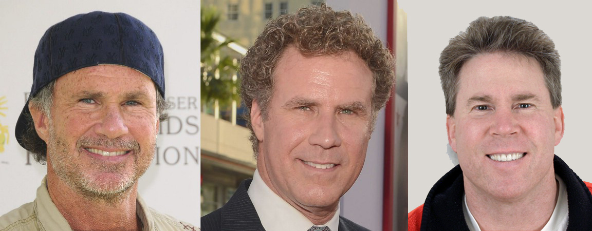 Chad Smith - Will Farrel - Howie Polley