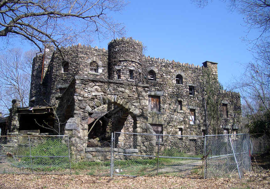 Hearthstone Castle In Danbury Connecticut