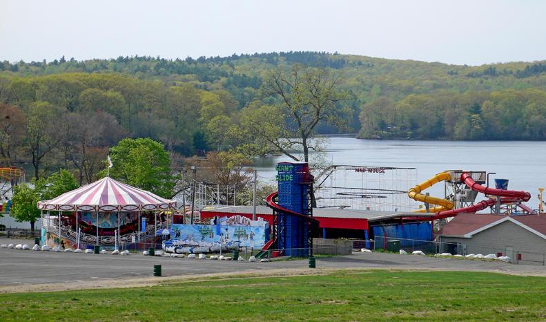 Quassy Amusement Park, Middlebury, Ct.