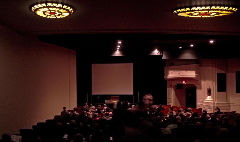 Dambury ct movie theatre
