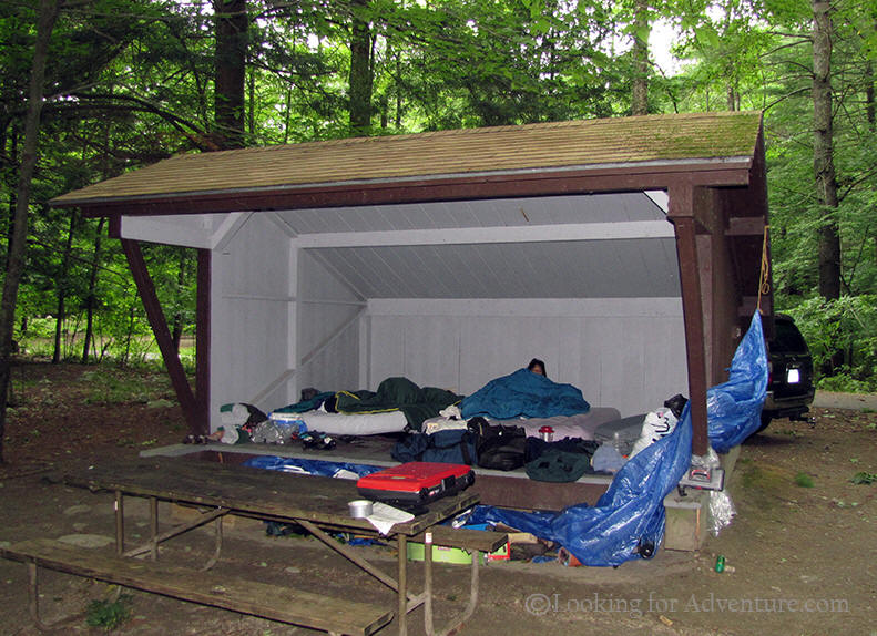 Viestival likewise Appalachian Trail 100 Mile Wilderness Day 6 besides Leentu Rooftop C er 06 07 2017 further C ing further Watch. on lean to camping