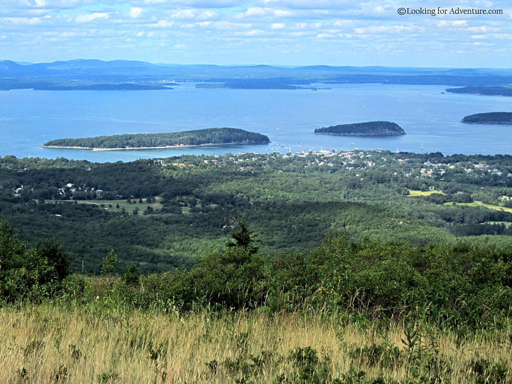cadillac mountain in acadia national park bar harbor maine. Cars Review. Best American Auto & Cars Review